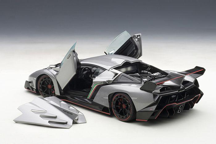 Aa74506 1 18 Lamborghini Veneno Model Tech Hobbies