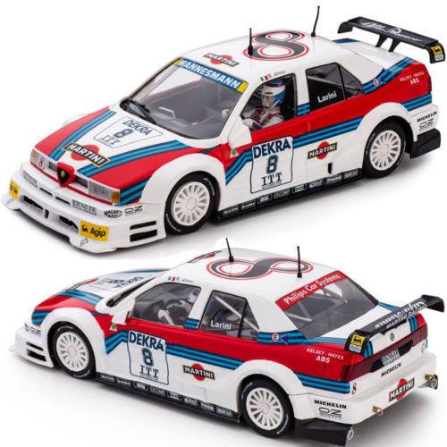 SI-CA40a - Alfa Romeo 155 V6TI - DTM/ITC 1995